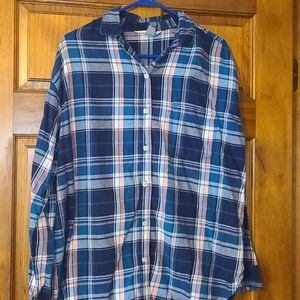 Button Down Flannel